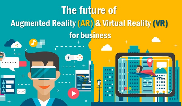 b75e66836f7 A term that s gaining a lot of traction and heard increasingly often is Augmented  Reality (AR)   Virtual Reality (VR). The reason for this is because AR ...
